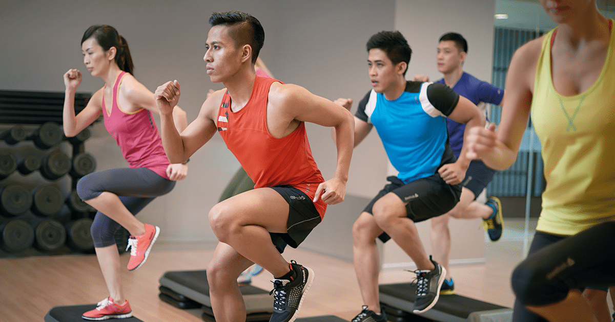 UNLIMITED GROUP FITNESS CLASSES