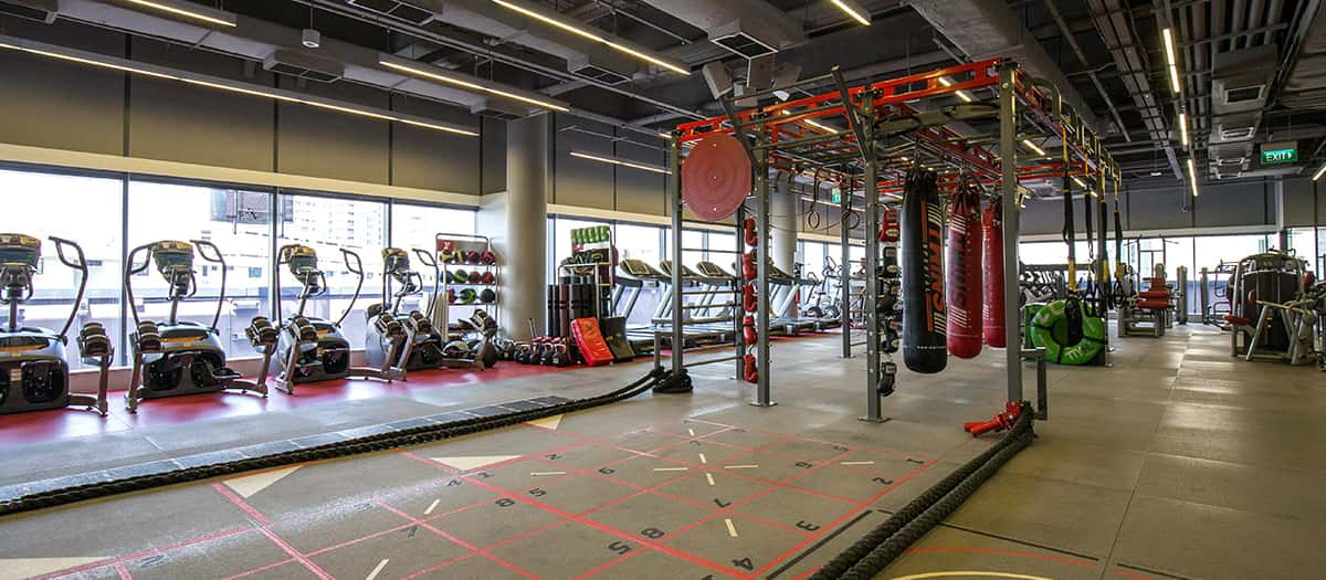 FITNESS FIRST 321 Clementi - Gym & Fitness Centre In Singapore