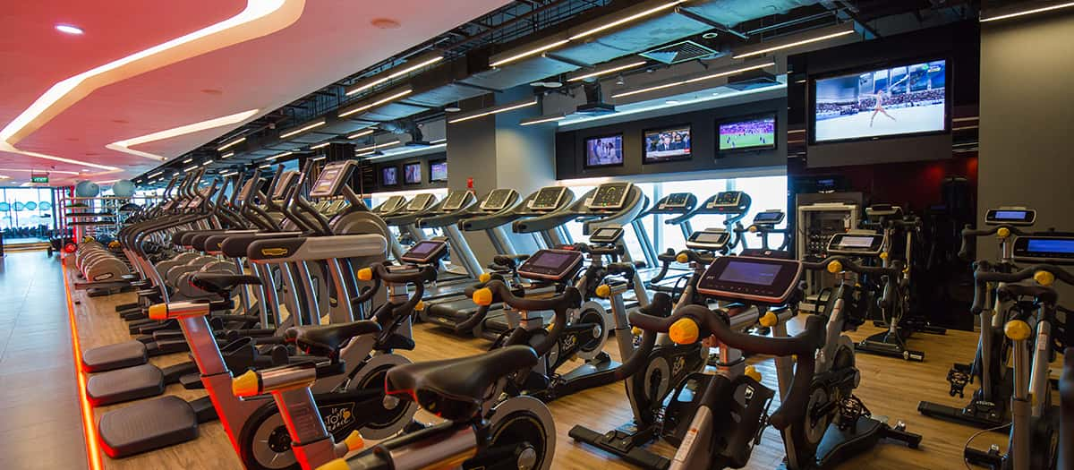 Fitness First at Marina Bay Financial Centre (MBFC) | Premier Gym