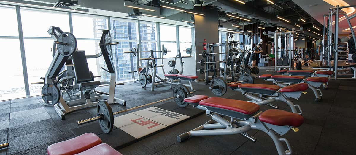 Fitness first at marina bay financial centre mbfc - Fitness first swimming pool singapore ...