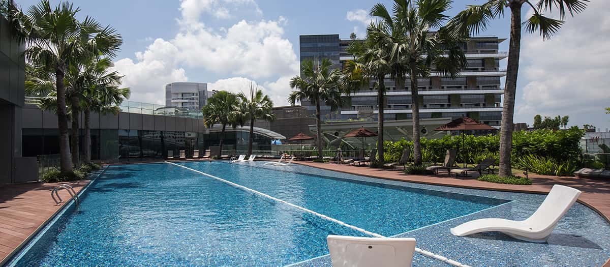 Fitness first westgate gym fitness centre in singapore - Fitness first swimming pool singapore ...
