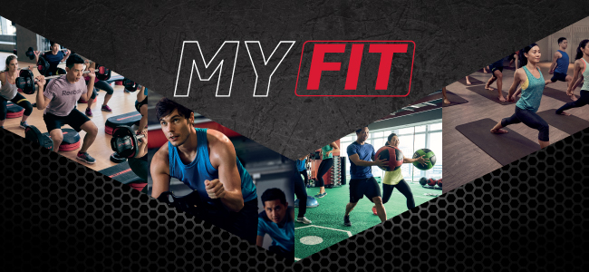 MYFIT Plan -- Design Your Own Membership Plan